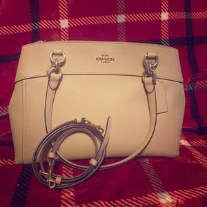 Coach carryall shoulder